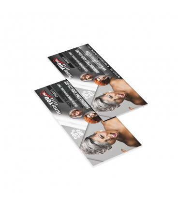 Flyer - 4x9 inch Cover Stock