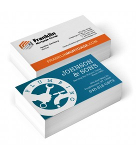 Full Color-Business Cards - 2 sides